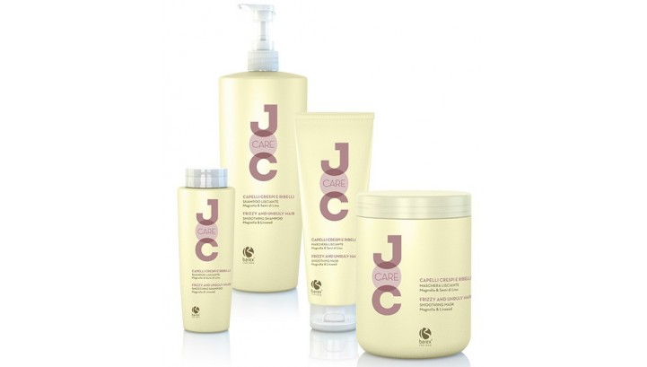 JOC CARE Capelli Crespi e Ribelli by Barex Italiana
